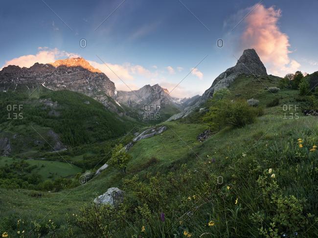Val Maira, Cottian Alps, Piedmont, Italy