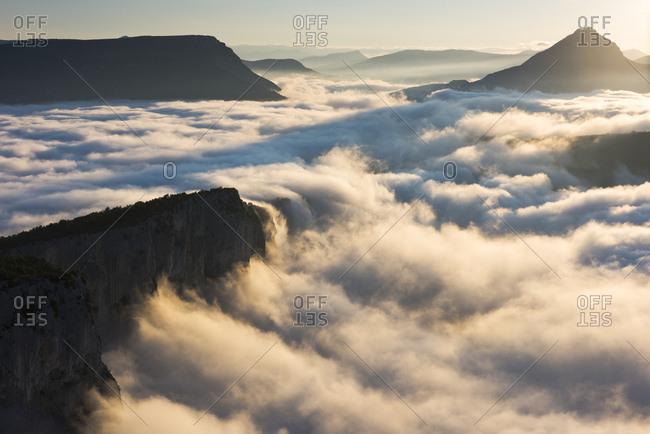 Grand Canyon du Verdon, Maritime Alps, France
