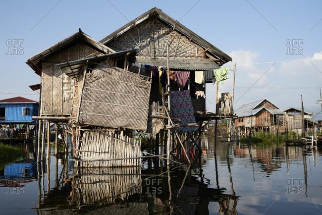 Myanmar- Inle lake-