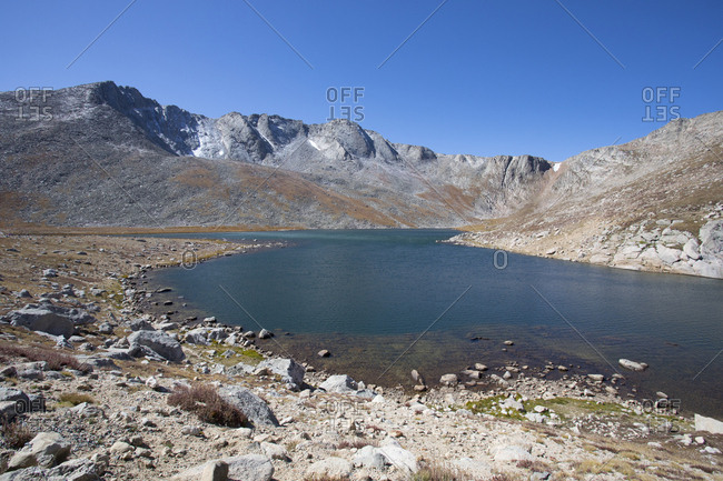 Water at High Elevation
