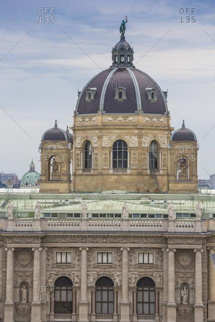Natural History Museum, Vienna, Austria, Europe