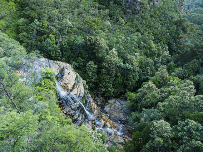 Australia, New South Wales, Landscape of Blue Mountains