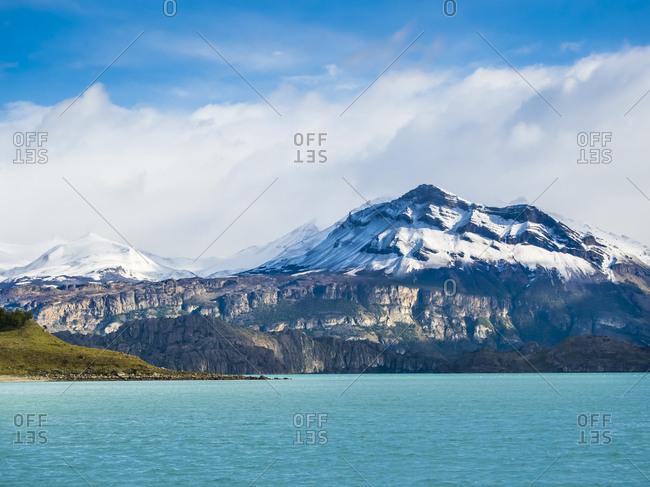 Argentina- Patagonia- El Calafate- Santa Cruz Province- Puerto Bandera- Lago Argentino