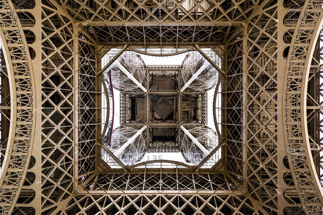 France- Ile-de-France- Paris-Eiffel Tower