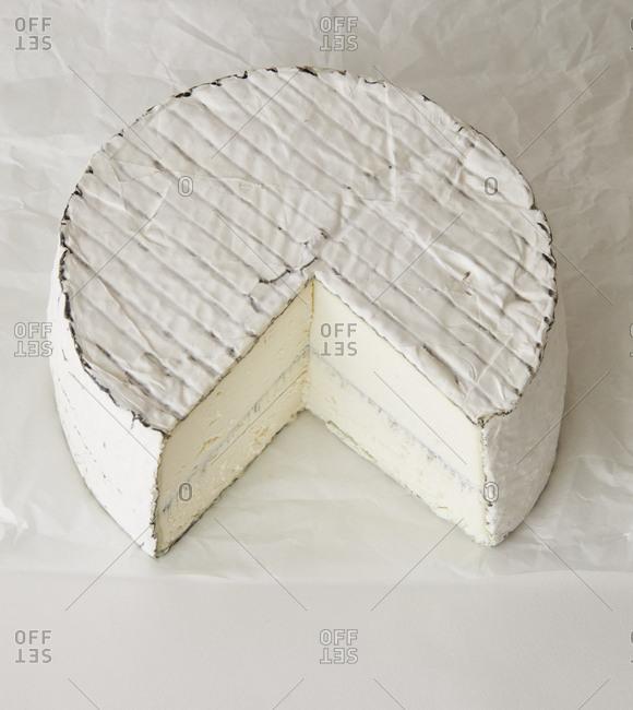 Humboldt Fog cheese