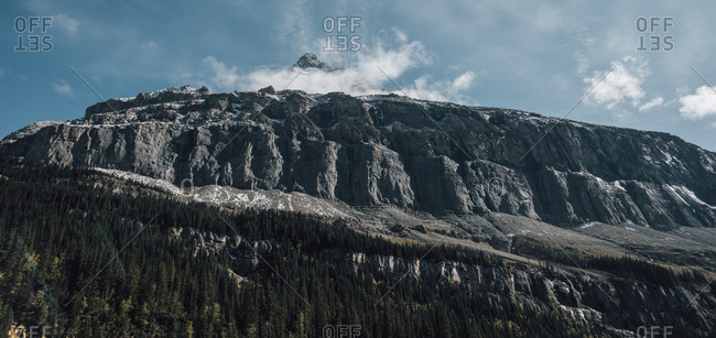 Canada- British Columbia- Rocky Mountains- Mount Robson Provincial Park- Fraser-Fort George H
