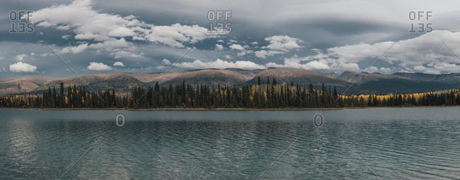 Canada- British Columbia- Boya Lake- Boya Lake Provincial Park