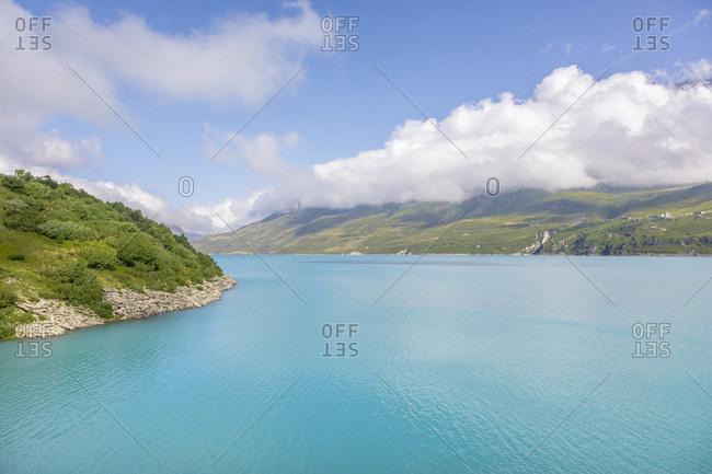 France- Rhone-Alpes- West Alps- Savoie- Lac du Mont Cenis