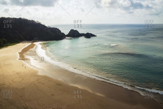 Views of praia Sancho; Fernando de noronha pernambuco brazil
