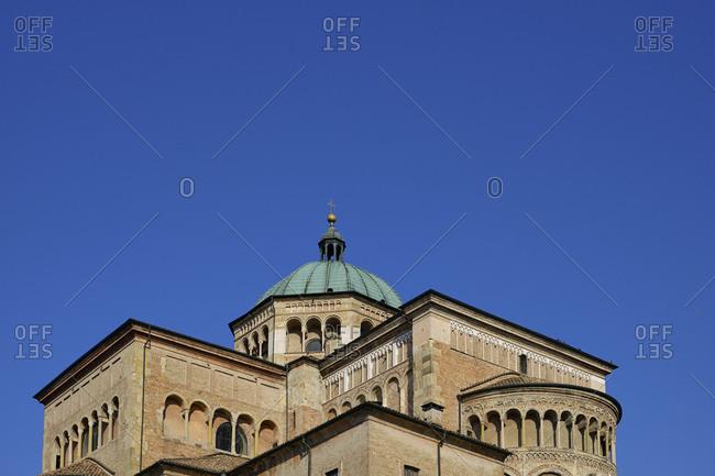 Sanctuary of Santa Maria della Steccata, Parma, Italy