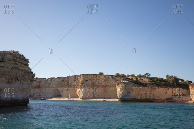 Praia de Benagil, Algarve, Portugal