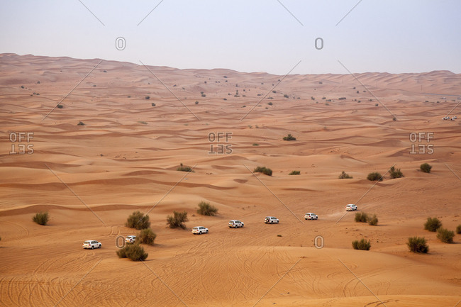 Desert safari tour in Dubai