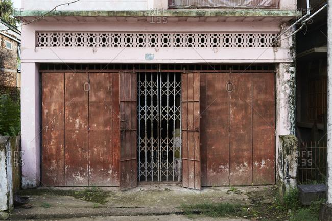 Offset Garage Door Opener Dandk Organizer