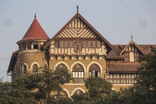 Royal Bombay Yacht Club, Colaba, Mumbai, Maharashtra, India, Asia