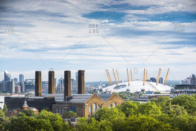May 16, 2017: The O2 Arena, Greenwich, London, England, United Kingdom, Europe