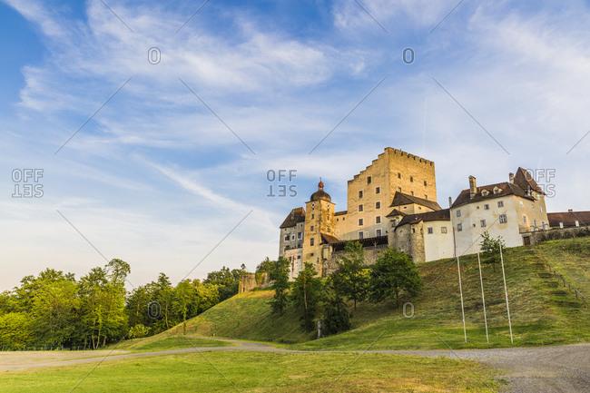 Austria- Upper Austria- Muehlviertel- Burg Clam