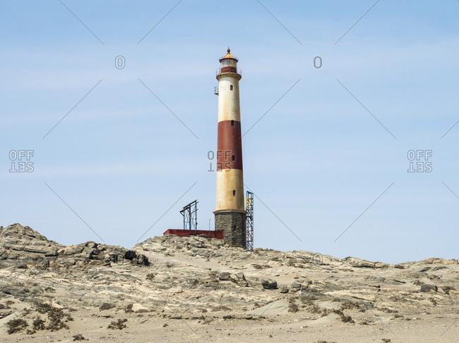 Africa- Namibia- Luederitz- Lighthouse Diaz Point