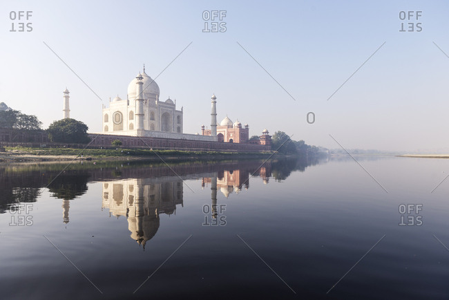 Taj Mahal, Rajasthan, India - Offset