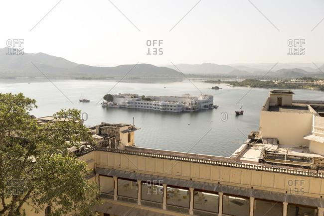 Lake Palace, Lake Pichola, Udaipur, Rajasthan, India