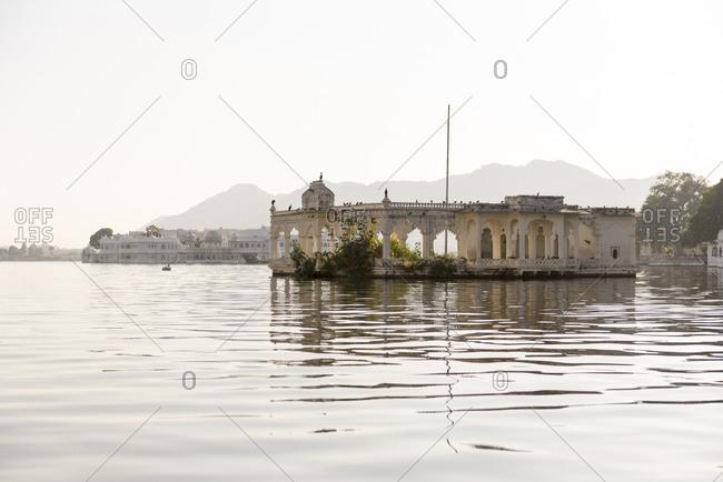 Jag Mandir, Lake Pichola, Udaipur, Rajasthan, India
