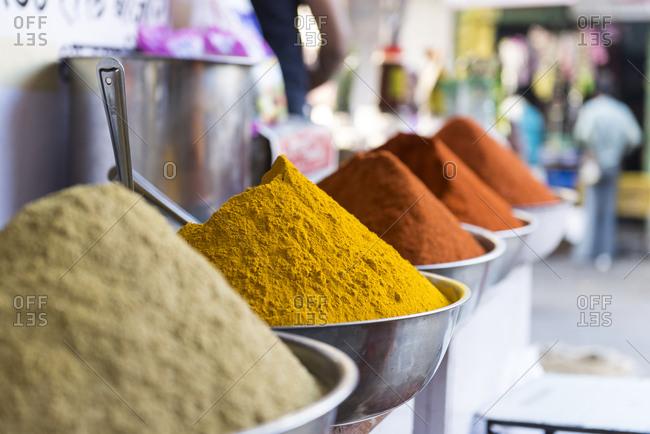 Spice Market, Udaipur, Rajasthan, India