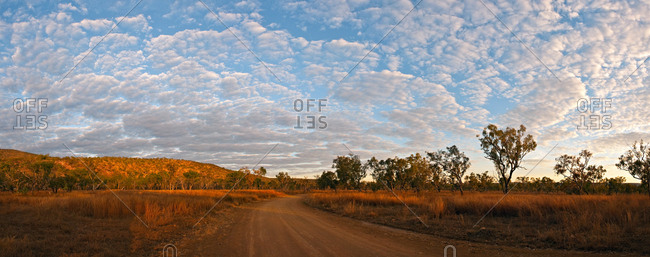 Outback landscape, Kimberley, Australia
