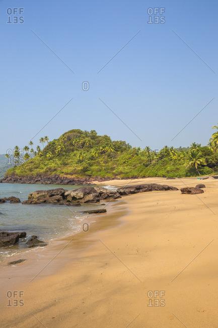 India, Goa, Cola beach - Offset