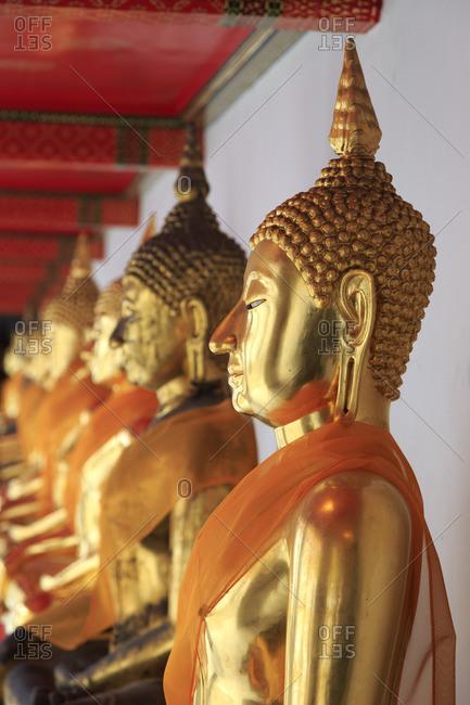Thailand, Bangkok, Wat Pho (UNESCO Site)