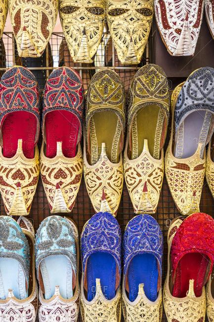 Slippers, Dubai, United Arab Emirates