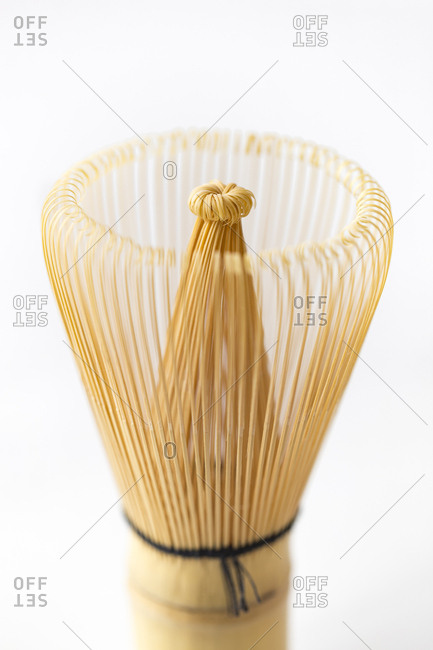 Chasen, a bamboo matcha whisk
