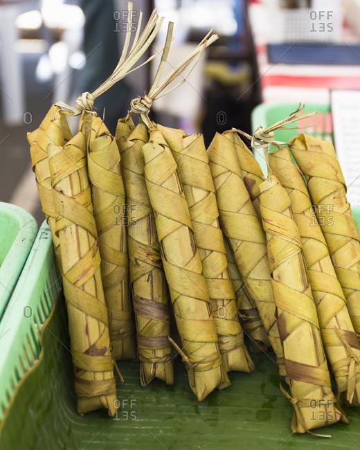 philippine delicacies stock photos - OFFSET