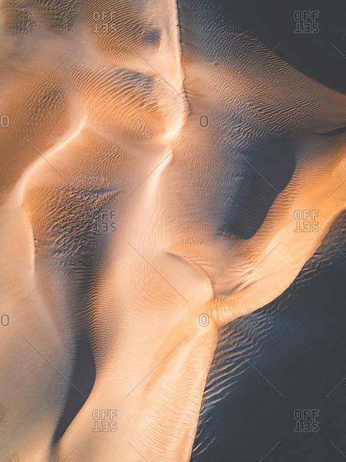 Dunes in central Australia