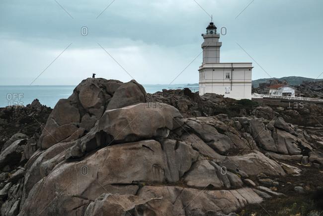 Capo Testa Lighthouse - Offset Collection