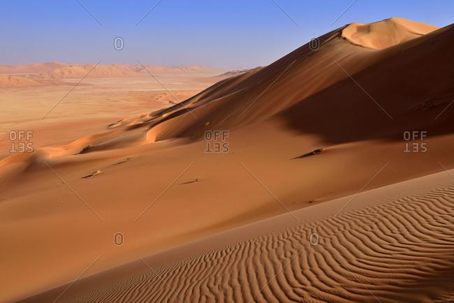 desert climate stock photos offset