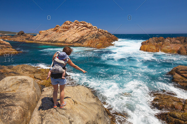 Canal Rocks, Cape Naturaliste, Western Australia