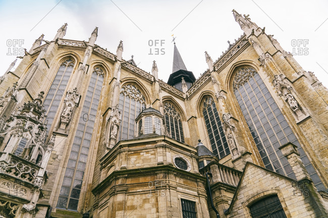 Church of Our Blessed Lady of the Sablon, Brussels, Belgium