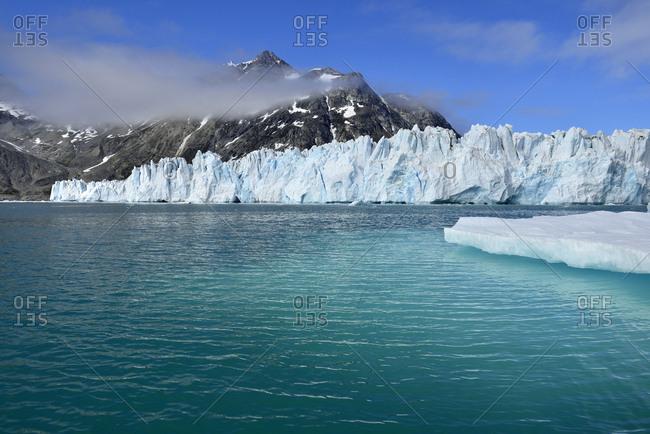 Greenland- East Greenland- Knud Rasmussen Glacier