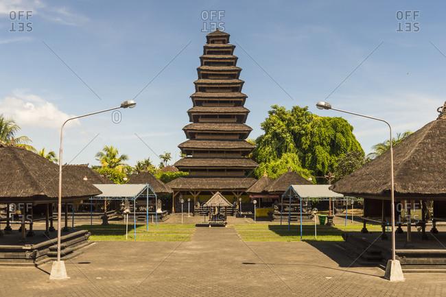 Jimbaran, temple Pura Ulun Siwi