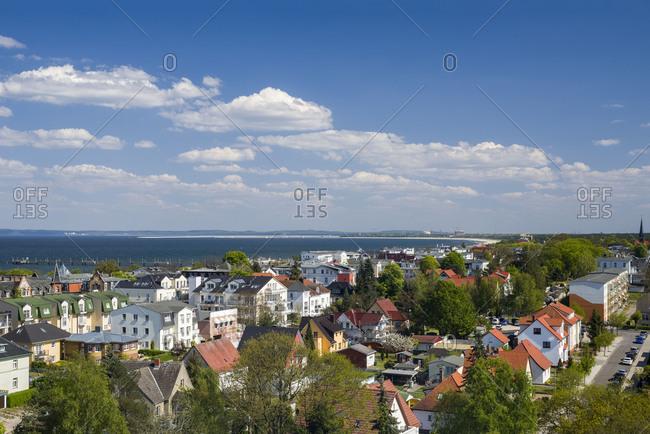Ahlbeck, pier, Usedom, Mecklenburg-Western Pomerania, Germany