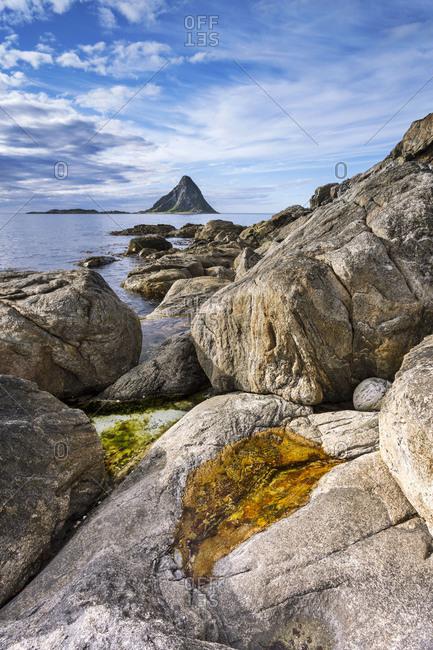 Europe, Norway, Vesteralen, Nordland, Bleik, Bleiksoya