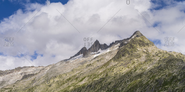 Garstenhorner in the Bernese Oberland