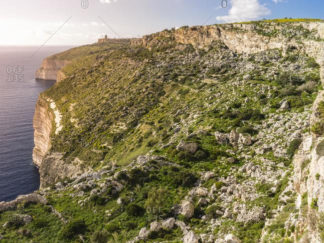 Dingli Cliffs on Malta