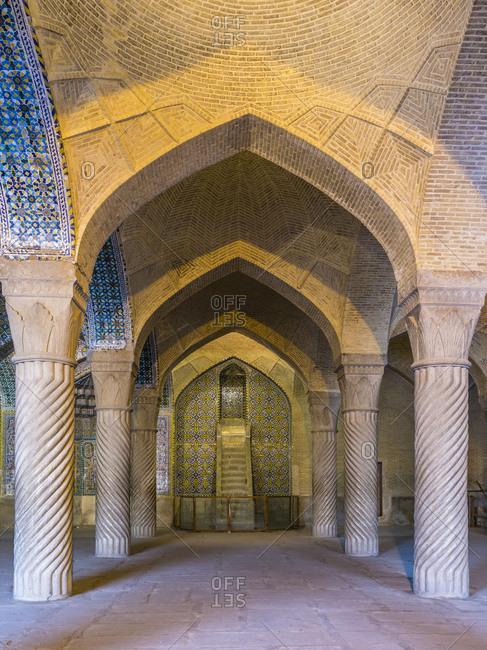 Vakil mosque in Shiraz