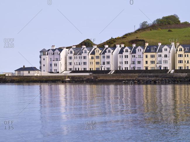 Northern Ireland, Antrim, Causeway Coast, coast of Cushendun