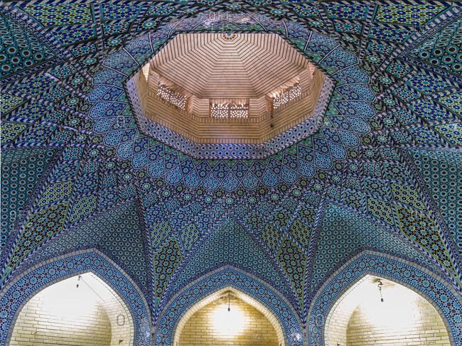 Mausoleum of the Saadi in Shiraz