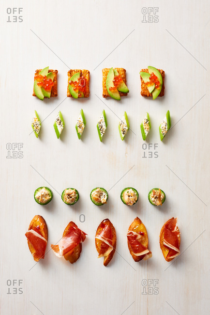 No-Cook Summer Appetizers