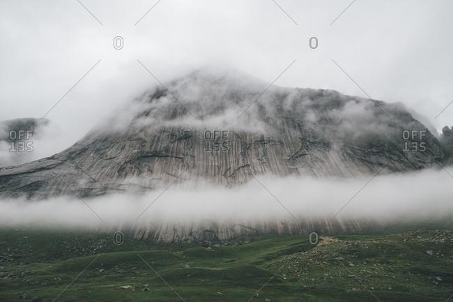 Norway- Lofoten- Moskenesoy- Breidflogtind