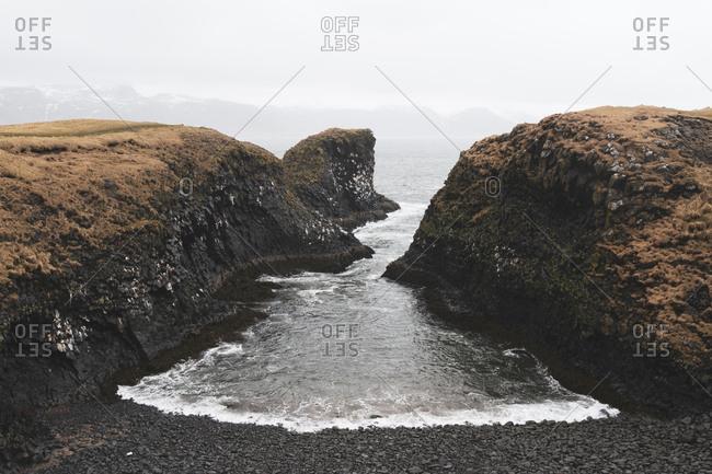 Iceland- coast