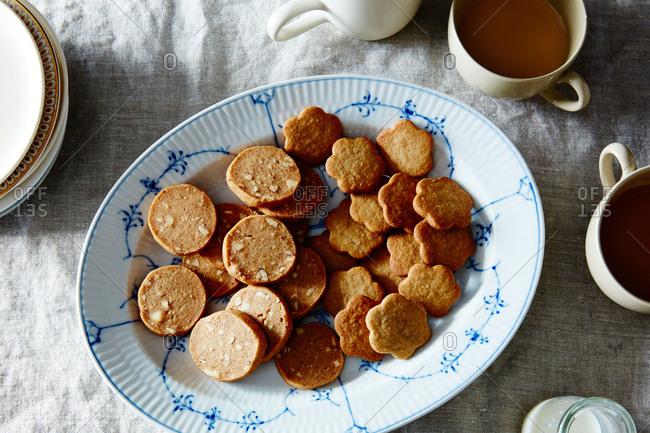 Santa Lucia ginger cookies