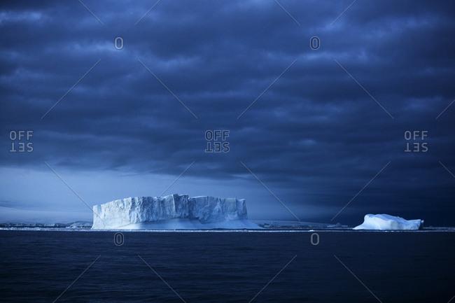 Antarctic- Antarctic Peninsula- iceberg and